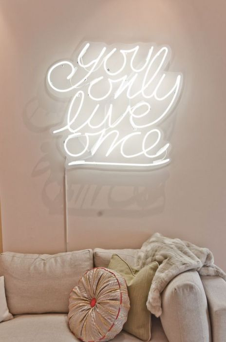 neon you only live once