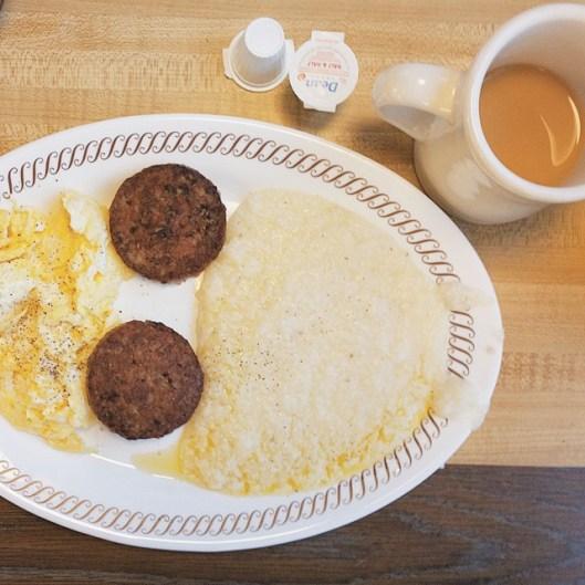 Waffle House Grits
