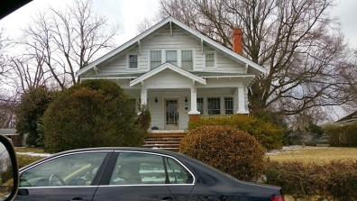 Another home that Sarah and I shared. Much happier place and quite well decorated too!