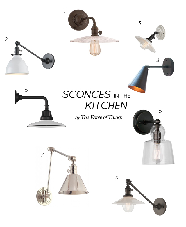 Bennett Kitchen Sconces