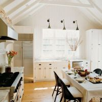 Sconces in the Kitchen | The Estate of Things