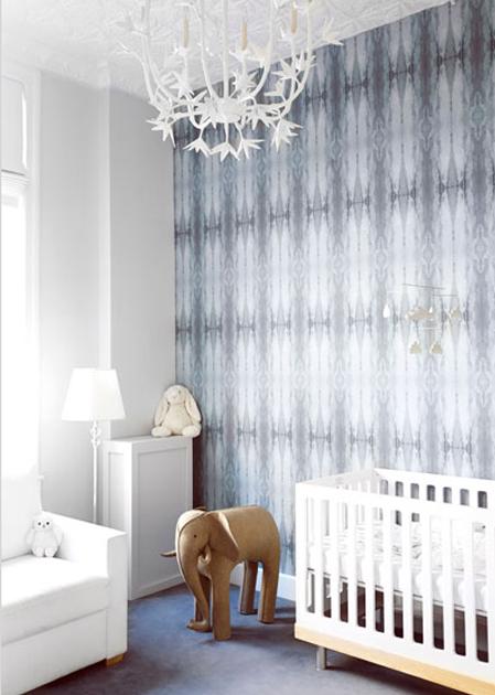 Eskayel nursery wallpaper