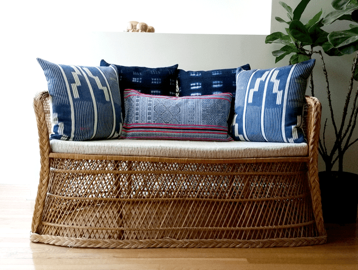 A-group-of-indigo-pillows-hmong-and-african-styled-by-the-estate-of-things