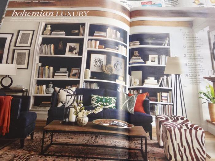 Considering Bohemian Luxury by the estate of things
