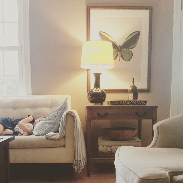 Sarah_s_sleeping_child_is_a_lovely_and_peaceful_welcome_to_the_weekend_ahead._I_love_this_home.