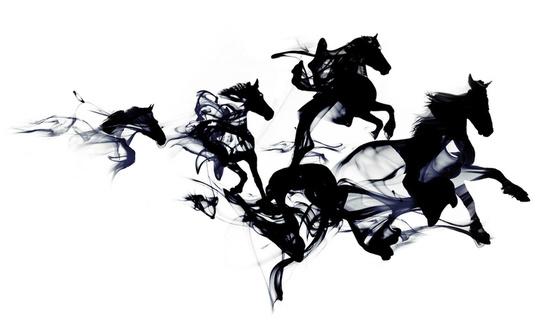 art horses