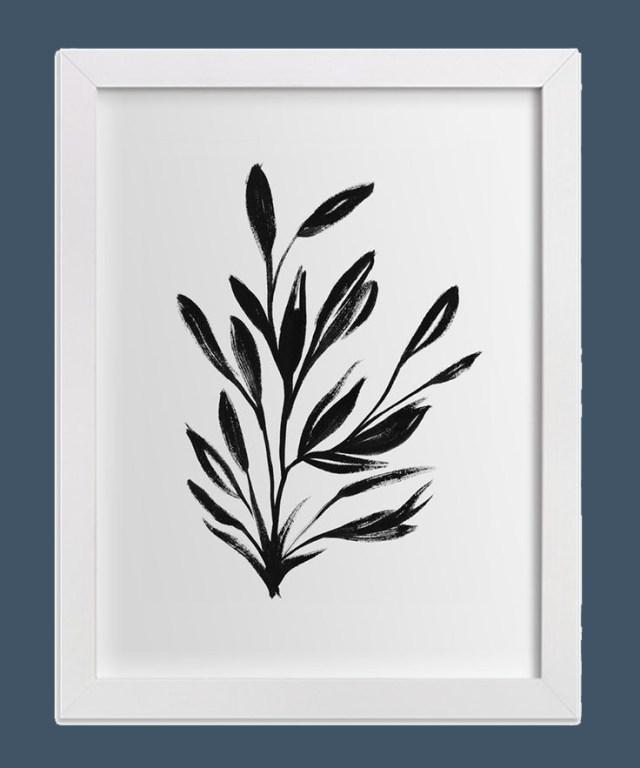 art ink leaf