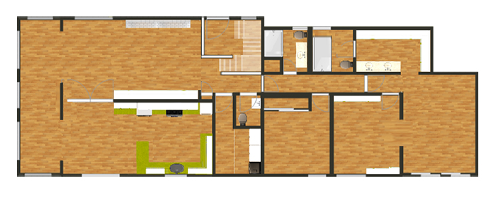 304 Chautauqua Floorplan