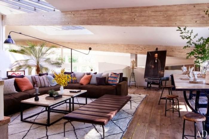 Patrick Dempseys Malibu home