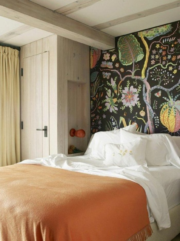 josef frank bedroom built ins 16