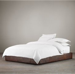 Crate and Barrel Atwood - No Headboard