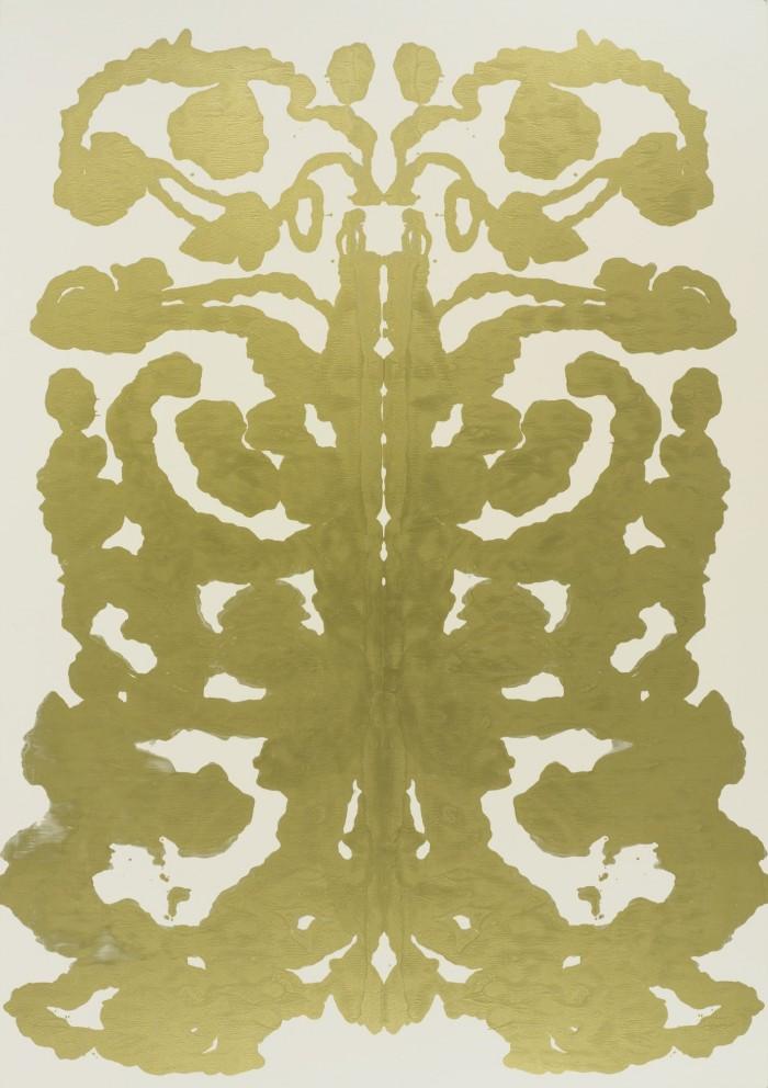 Andy Warhol Rorschach