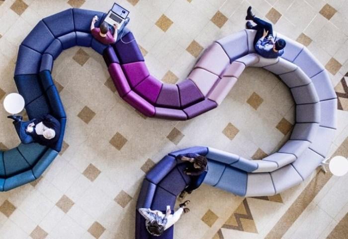 Chadwick Modular Seating by Herman Miller