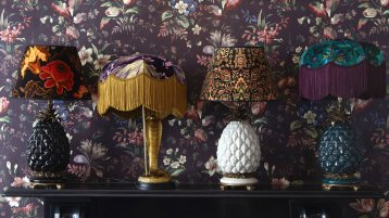 house-of-hackney-lampshades-plus-wallpaper