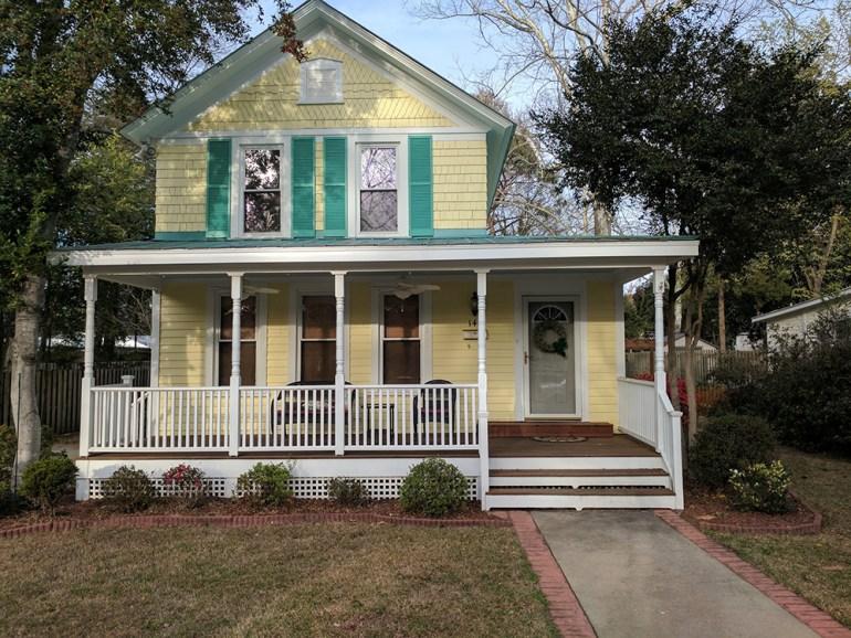 Historic Home goes Modern Farmhouse