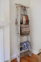 Upcycle your old man's old ladder