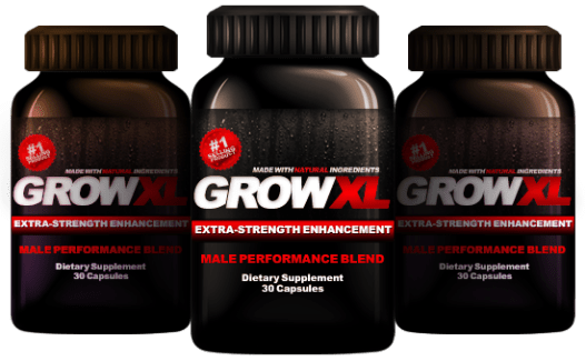 GrowXL Extra Strength Male Enhancement Formula