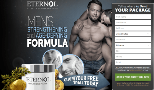 Eternol Vitality Serum Review