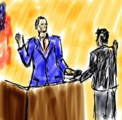 skeptics are not acceptable expert witnesses