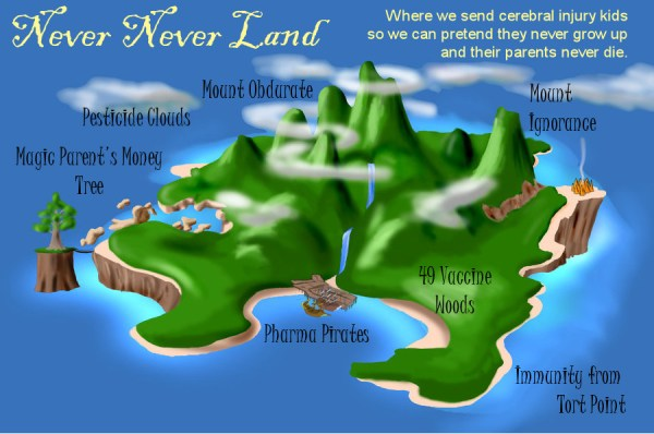 autism never never land
