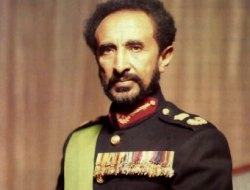 Emperor Haile Selassie