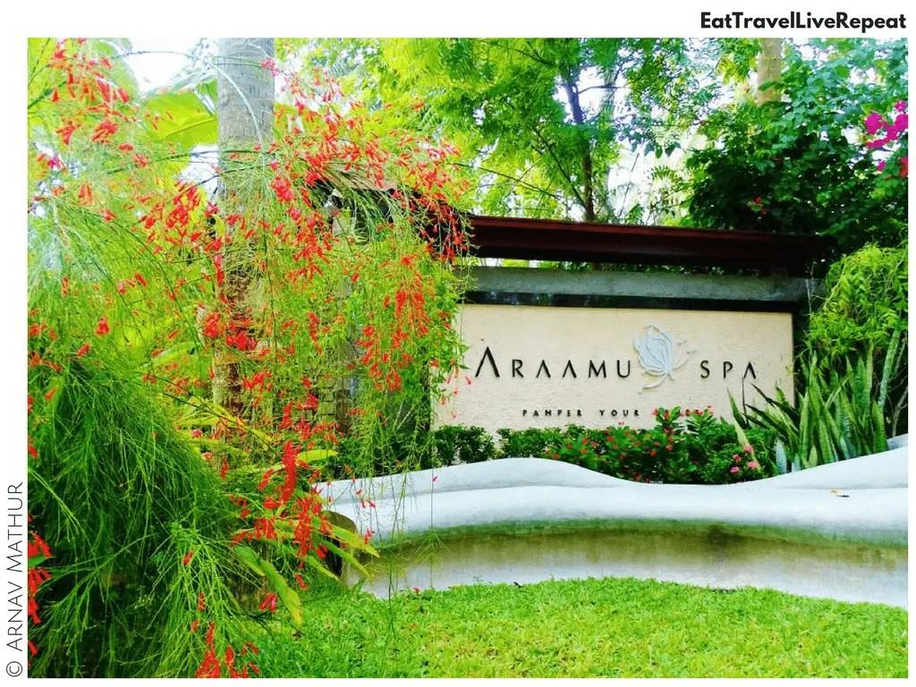 Sun Island Resort and Spa Maldives Araamu spa