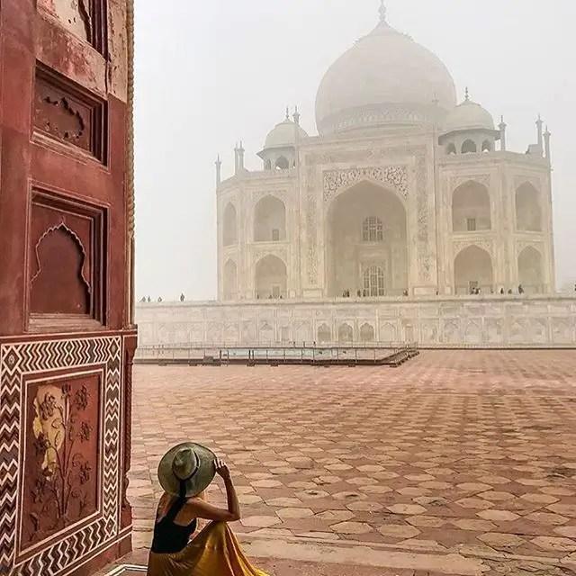 Golden Triangle Tour - Taj Mahal