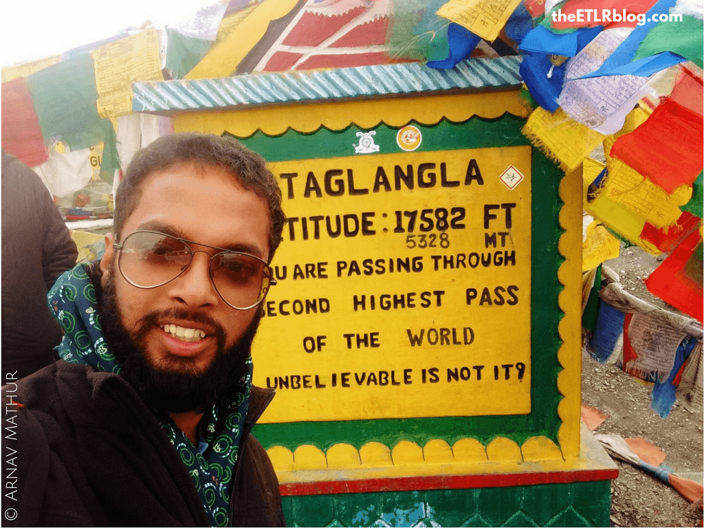 Photo Journey to Leh - Ladakh - Taglang La