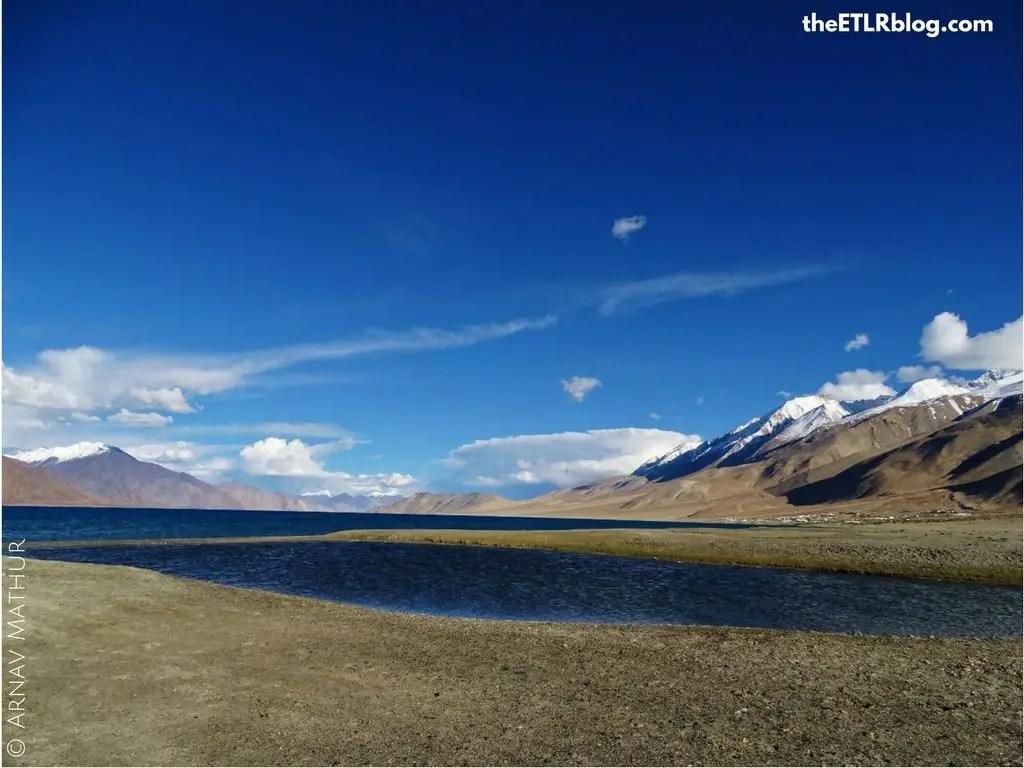 Photo Journey to Leh - Ladakh - Pangong Tso