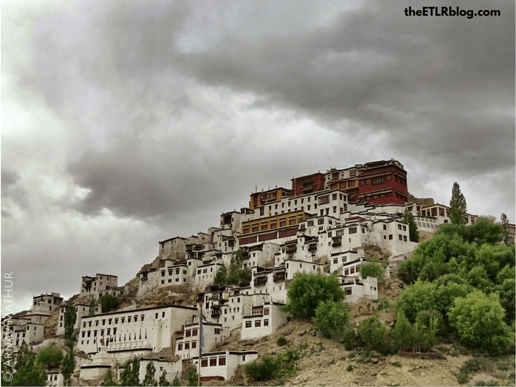 Photo Journey to Leh - Ladakh - Thicksey