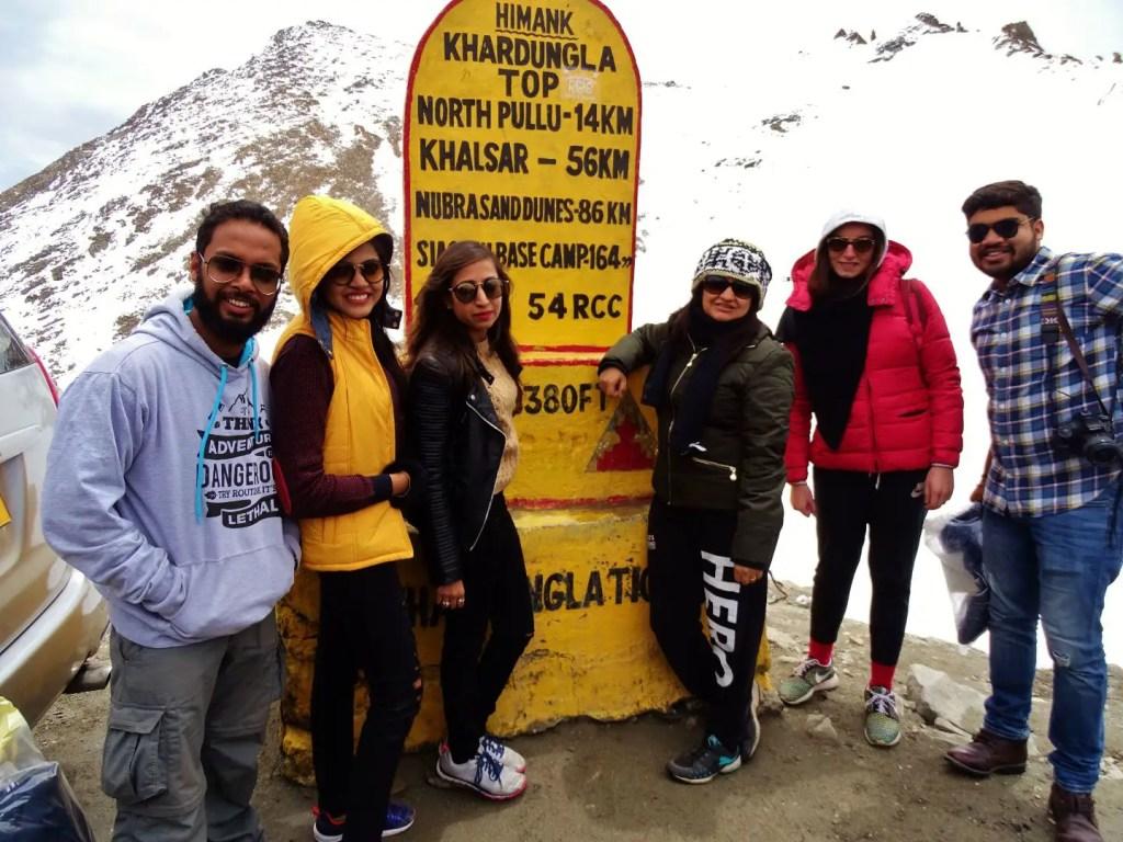 Ladakh your Instagram favorite destination - Khardung La