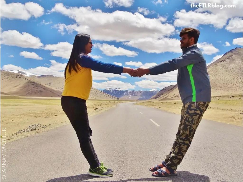 Ladakh your Instagram favorite destination - Couple