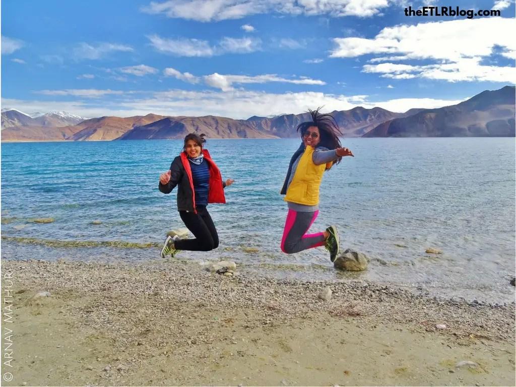 Ladakh your Instagram favorite destination - Jump