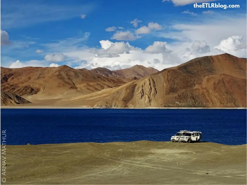 Ladakh your Instagram favorite destination - Painting