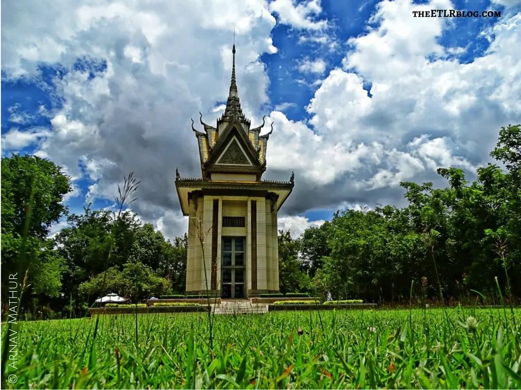 Choeung Ek Memorial Phnom Penh Cambodia