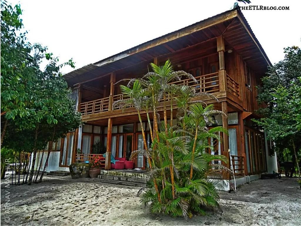 Seaside Villas at Sok San Beach Resort