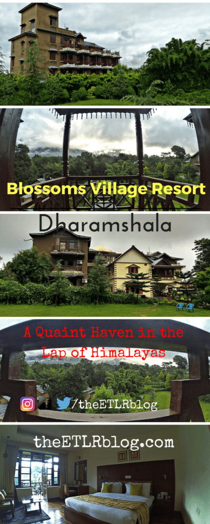 Blossoms Village Resort is a bespoke property located in the mountains of lower #Dharamshala, #India