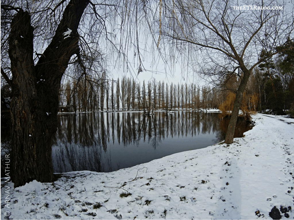 Nitra Winter Wonderland theETLRblog