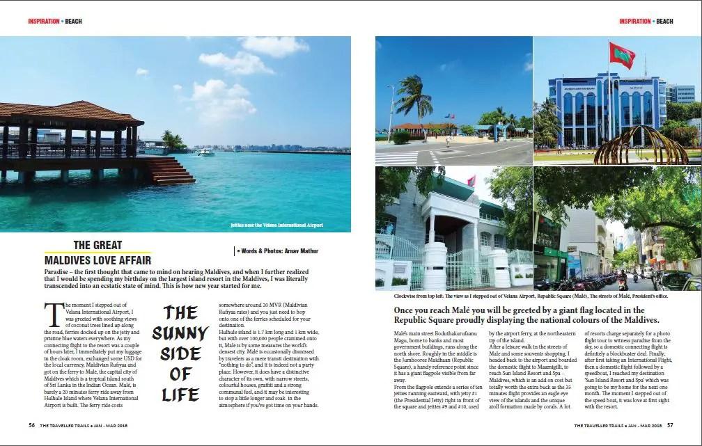 Maldives ETLR With Arnav