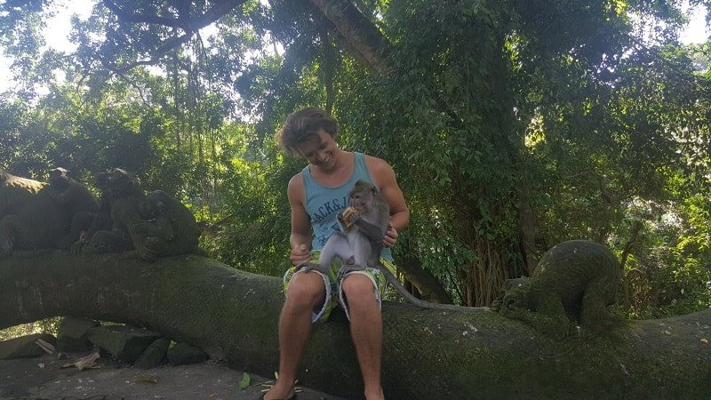 Best Things To Do in Bali Monkey Forest Ubud Eat Travel Live Repeat