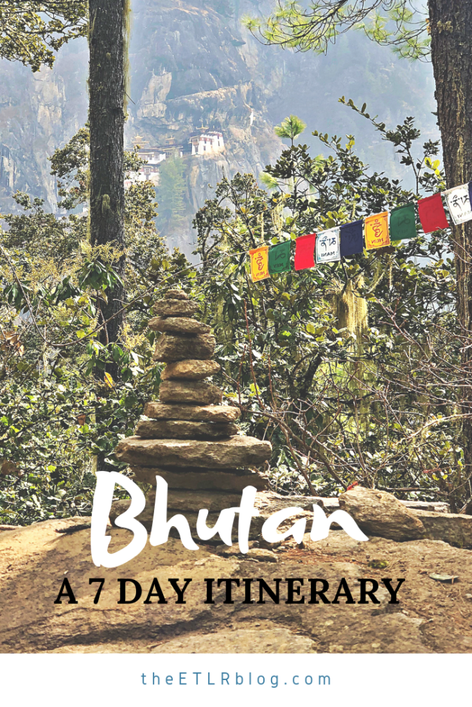 A 7 Day Trip to #Bhutan - The Last Shangri La | Eat #Travel Live Repeat #Himalayas