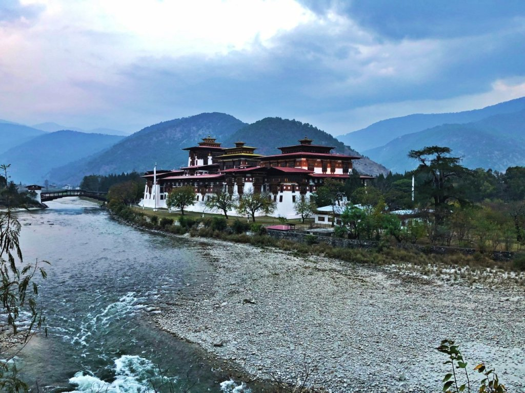 Punakha Dzong 7 Day Road Trip to Bhutan