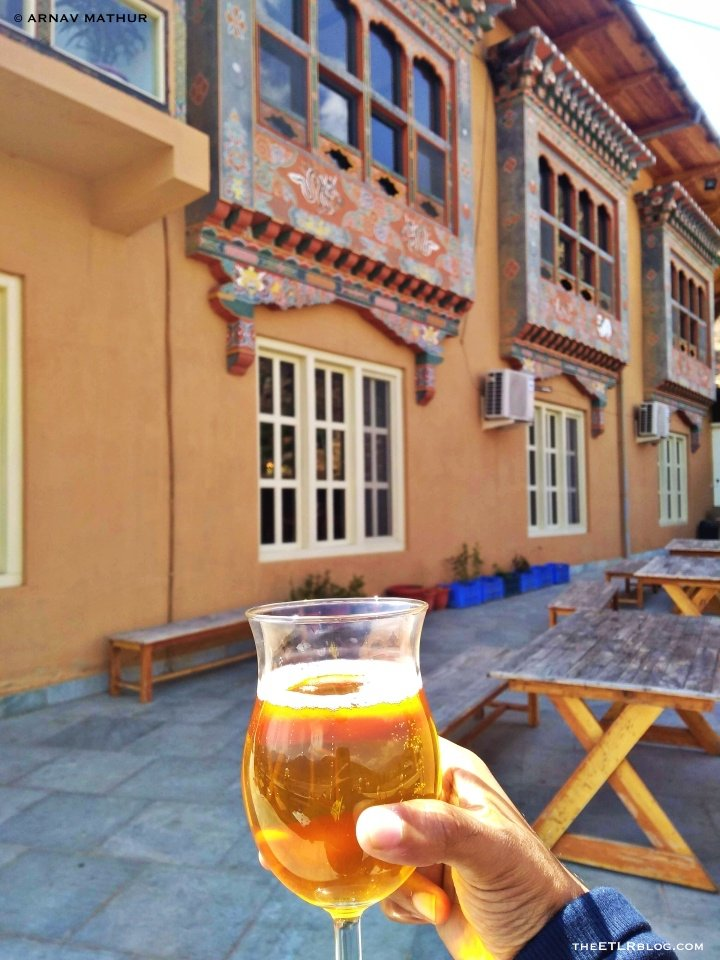 Namgay Artisanal Brewery 7 Day Road Trip to Bhutan