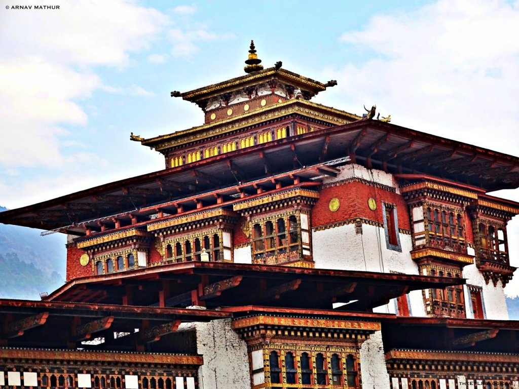Punakha Dzong - Top Things To Do In Bhutan | Eat Travel Live Repeat