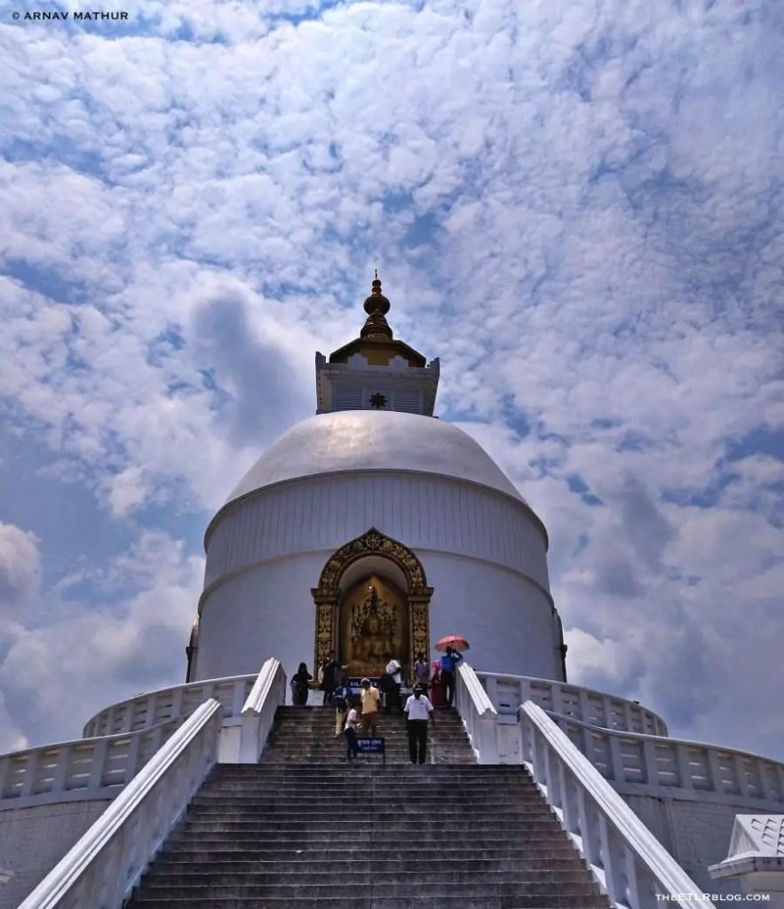 Shanti Stupa Pokhara
