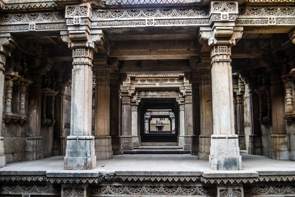 Adalaj stepwell Ahmedabad Eat Travel Live Repeat