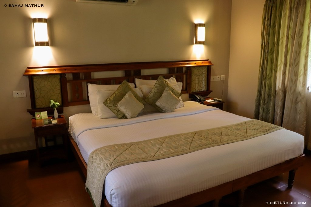 Bedroom Greenwoods Resort Thekkady Kerala Luxury Resort