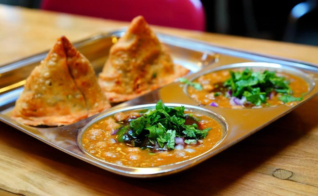 Samosa - Street Foods India