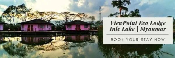ViewPoint Eco Lodge Nyaung Shwe Inle Lake Shan State Myanmar theETLRblog
