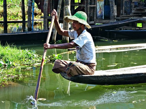The people of Inle Lake